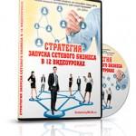 Стратегия запуска сетевого бизнеса в интернете в 12 видеоуроках