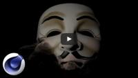 Расщепление 3D-объекта на частицы (урок Cinema 4D)