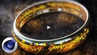 Кольцо Всевластия (урок Cinema 4D)