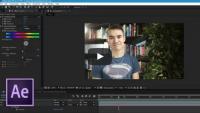 Пост-обработка отснятого видео (урок After Effects)