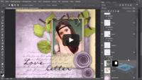 Праздничные PNG и PSD рамочки (видеоурок Photoshop)