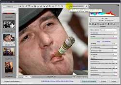 Работа с jpg в Camera RAW Фотошоп