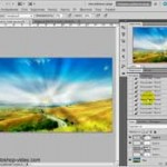 Создание фотоэффектов в Photoshop CS (видеоурок)