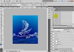 Рисование и монтаж в Фотошоп
