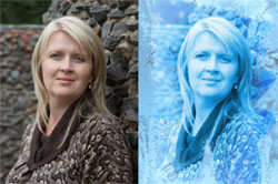 Снежная королева до и после