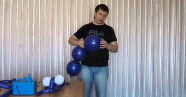 Муравей из шаров