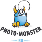 Логотип Photo-Monster
