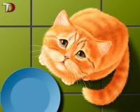 Рисуем в фотошоп рыжего кота