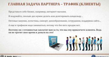 Продажи на сотни тысяч рублей в CPA партнерках