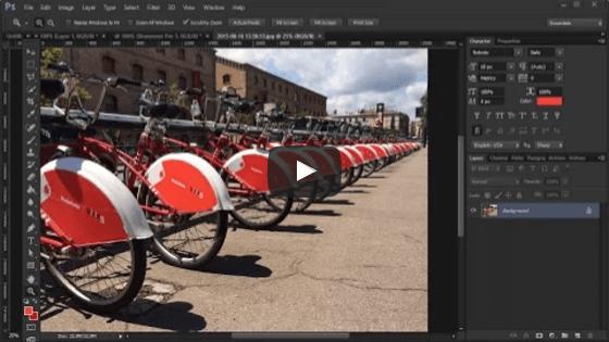 Способ повышения резкости фото
