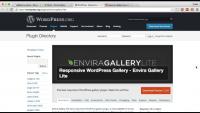 Плагин Responsive WordPress Gallery - Envira Gallery Lite