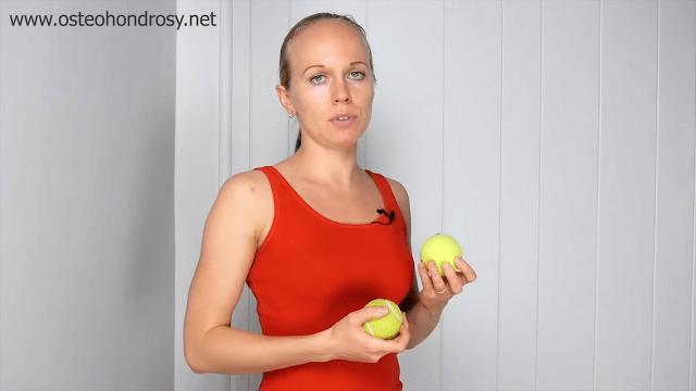 Самомассаж для восстановления подвижности грудного отдела