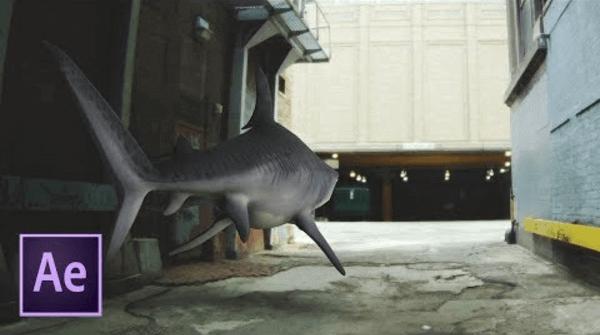 Вставка анимированного 3D-объекта в видео