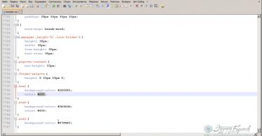 Суффикс CSS класса модуля CMS Joomla
