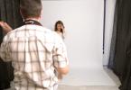 Сверхмягкий свет в фотостудии