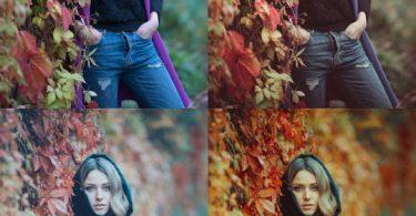 Варианты обработки фото