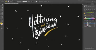Леттеринг в Adobe Illustrator
