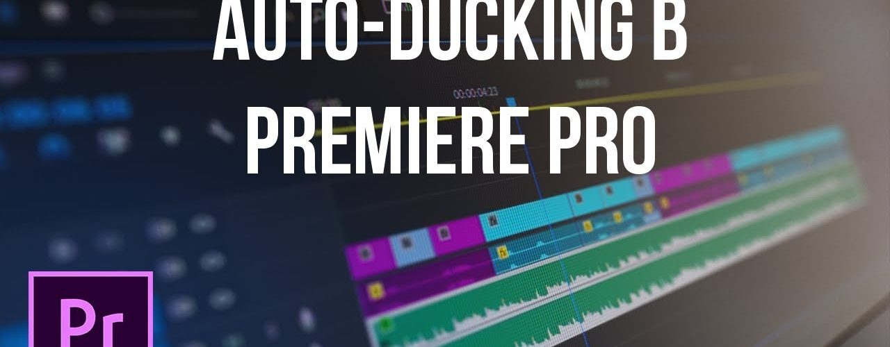 Auto-Ducking в Premiere Pro