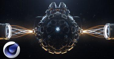 Разбор эффектной Sci-fi cцены