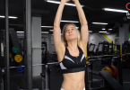 Растяжка мышц спины