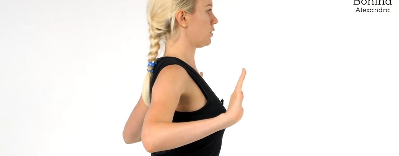 Упражнения на отжимания