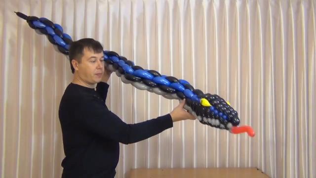 Змея из ШДМ