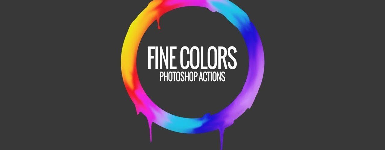 Fine Colors Photoshop