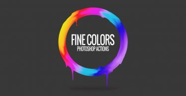 Fine Colors Photoshop